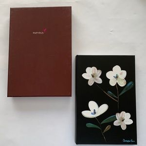 NWT Papyrus Boxed Hardcover Journal